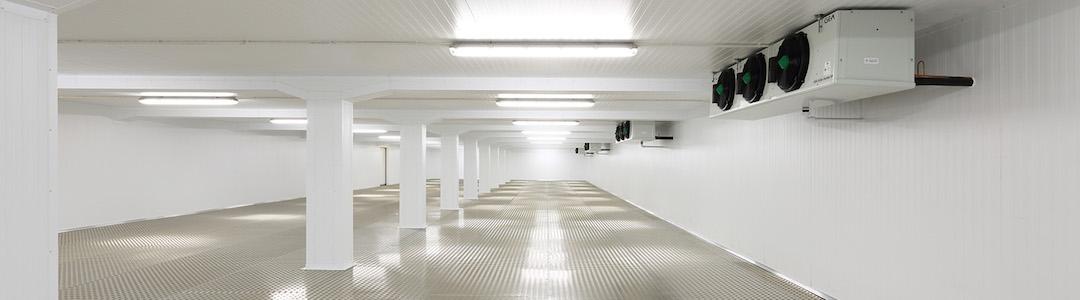 Freshcold Air Conditioned Garage